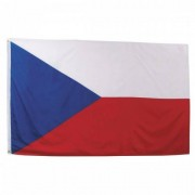 MFH - Max Fuchs Flaga Czech, masztowa, 150x90 cm, z oczkami
