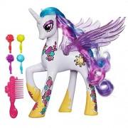 My Little Pony Cutie Mark Magic Princess Celestia Figure - Includes 5 Accessories