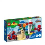 LEGO Duplo Super Heroes avonturen van Spider-Man en Hulk 10876