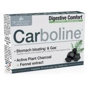 Таблетки за освобождаване от чревни газове 3CHENES Carboline 30 таблетки