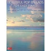 Beautiful Pop Ballads for Easy Piano, Paperback/Hal Leonard Corp