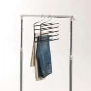 Set van 2 kleerhangers voor broeken