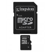 Kingston memoria 16GB microSDHC Class 4 Flash Card