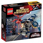 Lego Carnage'S Shield Sky Attack, Multi Color