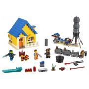 LEGO Casa de vis a lui Emmet / Rachetă de salvare!