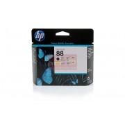 HP originální tisková hlava C9381A, No.88, black/yellow, HP OfficeJet K550