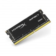 Memoria Ram DDR4 Sodimm Kingston HyperX Impact 2400MHz 8GB PC4-19200 HX424S14IB2/8