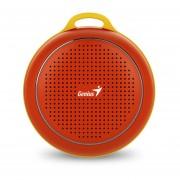Parlante Genius Bluetooth SP-906bt Rojo