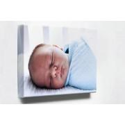 Canvas foto 4cm frame 50x220 cm