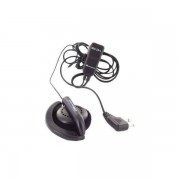 midland Microphone With Earphone And Ptt/vox Ma 24 L