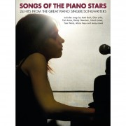 Wise Publications - Songs of the piano stars