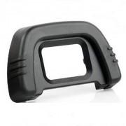 2 stks Rubber Oogschelp Oogschelp DK-21 voor Nikon D7000 D5000 D5100 D3200 D750 D300 D90 D80 DSLR