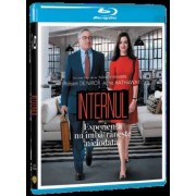 The Intern:Robert de Niro,Anne Hathaway - Internul (Blu-Ray)