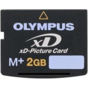 Olympus XD 2 GB XD Picture Card Class 4 10 MB/s Memory Card