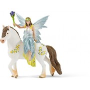 Schleich Eyela in Festive Clothes Riding Toy Figure