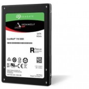 SEAGATE SSD 480GB IRONWOLF 2,5 SATA III 6GB/S NAS