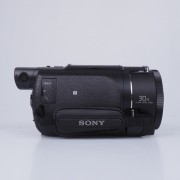 Sony FDR-AXP55 4K Camcorder with Built-In Projector (PAL)