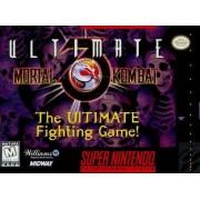 Midway Entertainment Ultimate Mortal Kombat 3