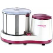 Sowbaghya DTP2700PINK Wet Grinder(Pink, White)
