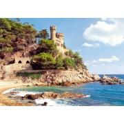 Puzzle Castorland - Lloret De Mar Spain, 1000 Piese