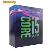 INTEL Core i5-9600K 3.7-4.6GHz 6 mag 9MB LGA1151 dobozos (ventilátor nélküli) Processzor CPU (3 év garancia)