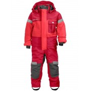 Didriksons Verwall cardinal/rosa coverall (Stl: 80, 90, 100, )