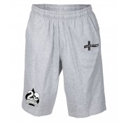 Fat Pipe Gale Sweat Shorts Melange Grey S