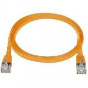 Cablu qoltec 1.8m patch-uri de crossover CAT5E (27590)
