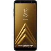 Telefon mobil Samsung Galaxy A6 Plus 2018 A605 32GB 4G Dual Sim Gold Resigilat