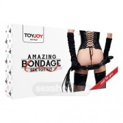 Toy Joy Amazing Bondage Sex Toy Kit