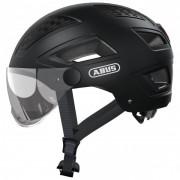 ABUS Hyban 2.0 Ace Casco per bici (XL, nero/grigio)