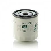 Filter, Motoröl