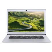 Acer chromebook Chromebook 14 CB3-431-C5K7 zilver