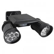 Napenergiás forgó LED-es lámpa LS5355