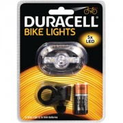Duracell 5 LED Front Bicycle Light (BIK-F03WDU)
