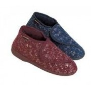 Dunlop Pantoffels Betsy - Blauw-vrouw maat 38 - Dunlop