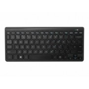 Teclado HP F3J73AA, Bluetooth, Negro (Inglés)