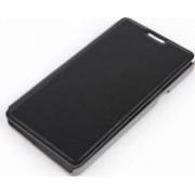 Husa Folio Tellur Samsung Galaxy A7 A700 2015 Neagra