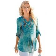 NU 15% KORTING: Blouseset bestaande uit blouse en top