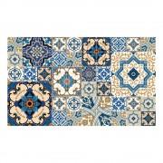 Ambiance Sada 60 dekorativních samolepek na stěnu Ambiance Toundra, 20 x 20 cm