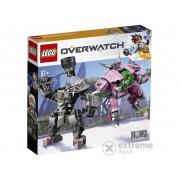 LEGO® Overwatch 75973 D.Va si Reinhardt