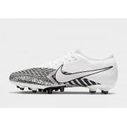 Nike Chaussure de football à crampons pour terrain synthétique Nike Mercurial Vapor 13 Pro MDS AG-PRO - White/Black/White, White/Black/White - 46