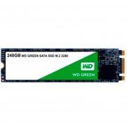 UNIDAD SSD M.2 240GB WESTERN DIGITAL GREEN SATA WDS240G2G0B