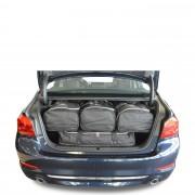 Car-Bags BMW 5 series (2017-heden) 6-Delige Reistassenset zwart