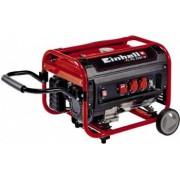 Generator curent pe benzina Einhell TC_PG_35_E5 4 timpi 2600 3100 W continuu/max 15 L benzina 10.7 h autonomie maxima