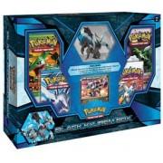 Pokemon Black Kyurem Box w/ Figure, Foil & 4 Black & White Series Booster Packs!