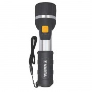 Waterproof torch LED Daylight 2AA