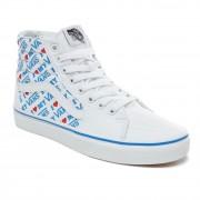 Vans Skate buty Vans Sk8-Hi i heart vans true white