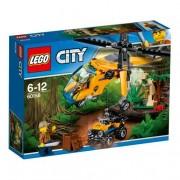 Lego City - Jungla: Helicóptero de Transporte - 60158