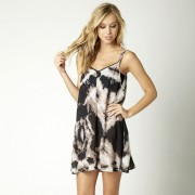 vestito donna FOX - Free Fallin - Nero - 15S-12910-001